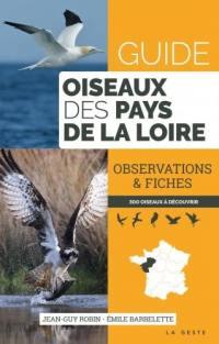 Guide oiseaux des Pays de la Loire