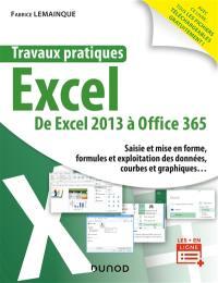 Travaux pratiques Excel