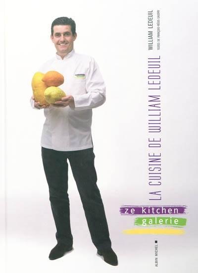La cuisine de William Ledeuil