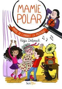 Mamie Polar, Mamie Jo connaît la musique