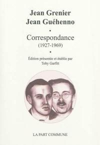 Correspondance, 1927-1969