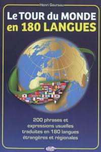 Le tour du monde en 180 langues