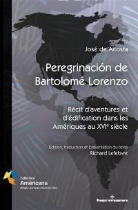 Peregrinacion de Bartolomé Lorenzo