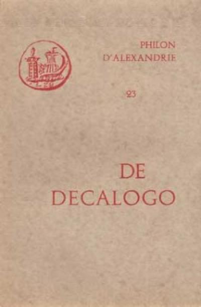 De Decalogo