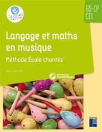 Langage et maths en musique
