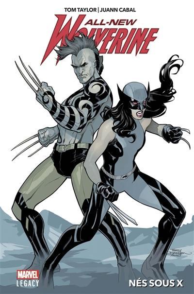 All-new Wolverine. Volume 1, Nés sous X