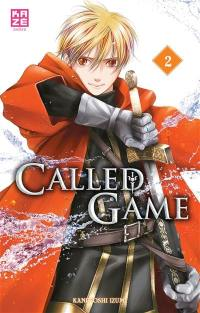 Called game. Volume 2,