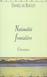Nationalité frontalière