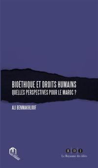 Bioéthique et droits humains