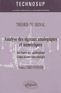 Analyse des signaux analogiques et numériques