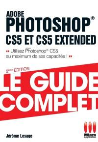 Adobe Photoshop CS5 et CS5 Extended