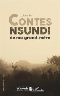Contes nsundi de ma grand-mère