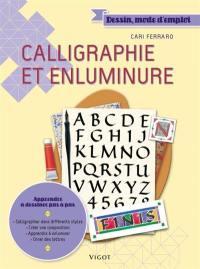 Calligraphie et enluminure