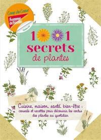 1.001 secrets de plantes