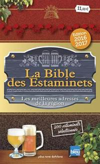 La bible des estaminets