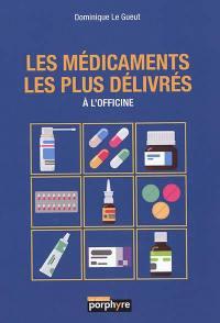 Les médicaments les plus délivrés à l'officine