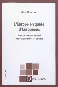 L'Europe en quête d'Européens