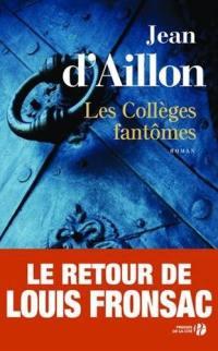 Chroniques du collège de Clermont, Les collèges fantômes