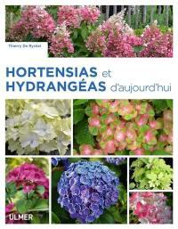 Hortensias et Hydrangéas d'aujourd'hui
