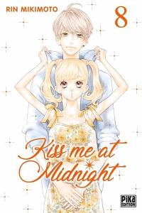 Kiss me at midnight. Volume 8,