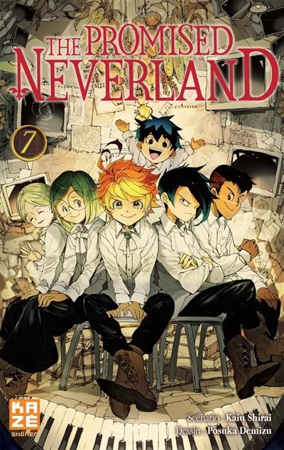 The promised Neverland. Volume 7,