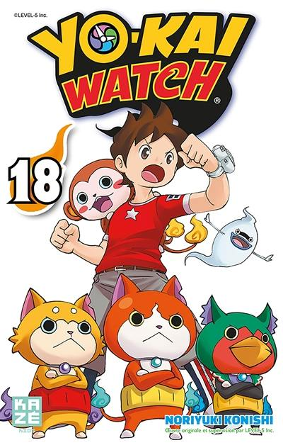 Yo-kai watch. Volume 18,