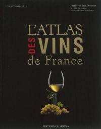 L'atlas des vins de France 2016
