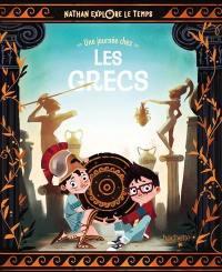 Nathan explore le temps, Une journée chez les Grecs
