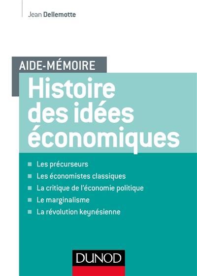 Histoire des idées économiques