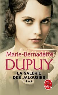 La galerie des jalousies. Volume 3,