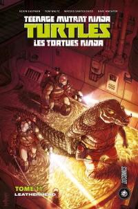 Teenage mutant ninja Turtles. Volume 11, Leatherhead