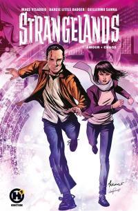 Strangelands. Volume 1, Amour + chaos