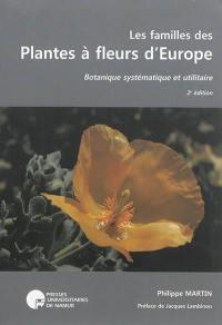 Les familles des plantes à fleurs d'Europe