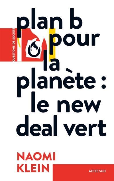 Plan B pour la planète