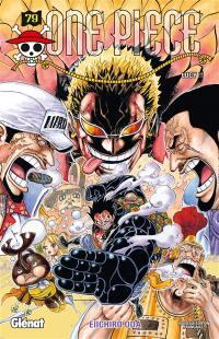 One Piece. Volume 79, Lucy !!