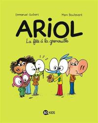 Ariol. Volume 11, La fête à la grenouille