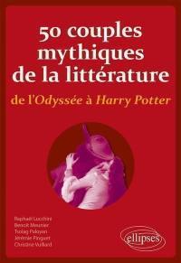 50 couples mythiques de la littérature