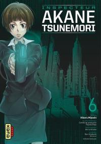 Inspecteur Akane Tsunemori. Volume 6,