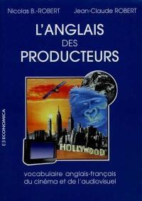 L'anglais des producteurs