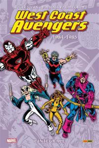 West coast Avengers. Volume 1, 1984-1985