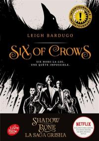 Six of crows. Volume 1,