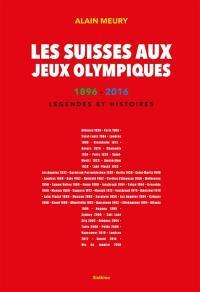 Les Suisses aux jeux Olympiques