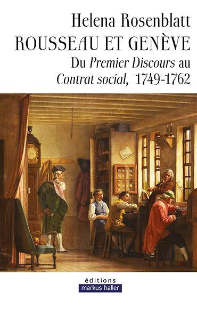 Rousseau et Genève