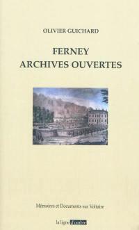 Ferney, archives ouvertes