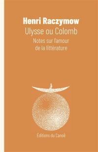 Ulysse ou Colomb