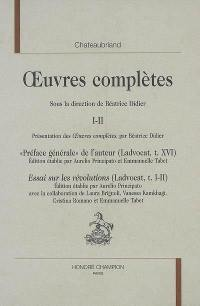 Oeuvres complètes. Volume 1-2,