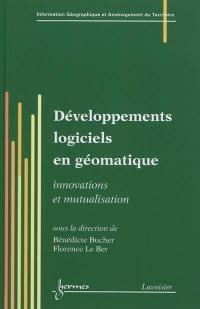 Développements logiciels en géomatique