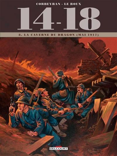 14-18. Volume 8, La caverne du dragon
