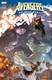 Avengers : no road home. n° 3,