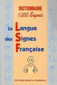 Dictionnaire 1200 signes